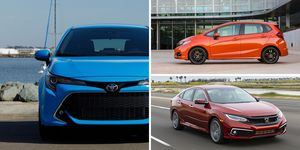 10 Non-Hybrid, Non-Electric Cars With the Highest MPG in 2019—2020