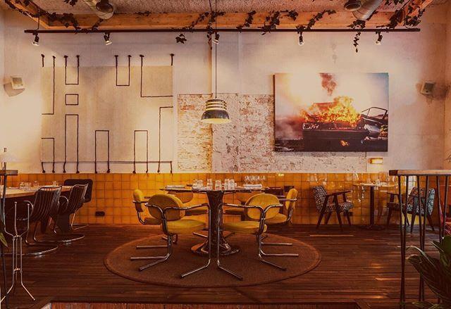 Estos restaurantes estarán de moda. En Madrid y fuera. Más cerca o más lejos. Románticos, canallas, italianos, castizos... ¡Hay para todos!