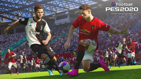 eFootball PES 2020 Review – More Surreally Funny Than Ever