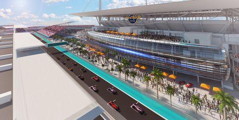 GP Miami F1 2021
