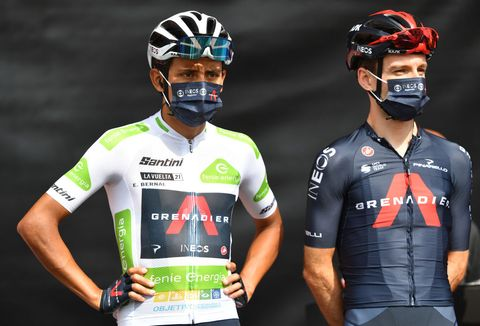 76th tour of spain 2021  stage 19