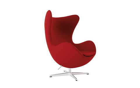The History Of The Iconic Egg Chair Arne Jacobsen Egg Chair