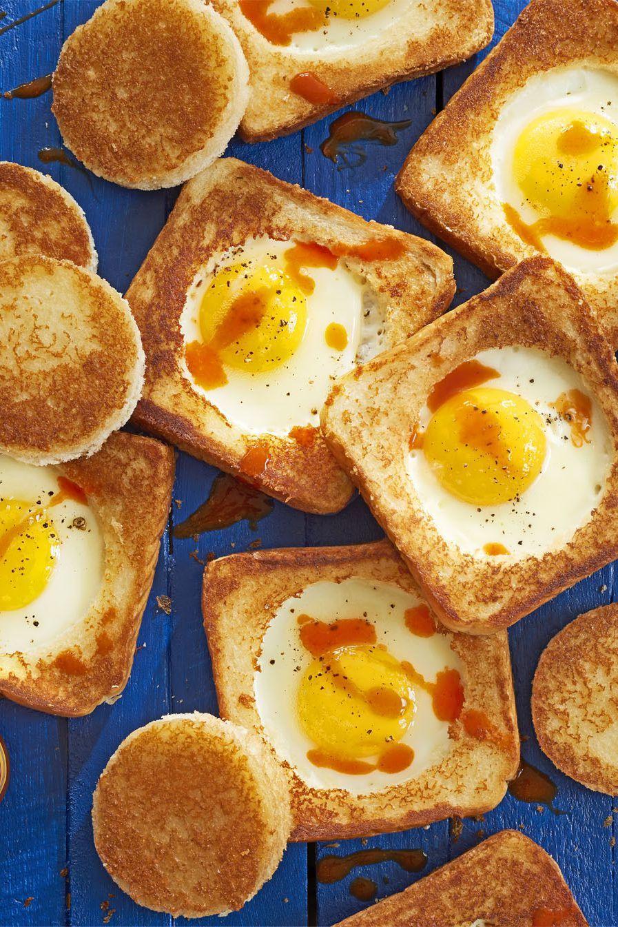 egg recipes parmesan