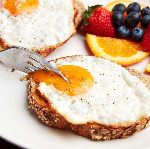Dish, Food, Cuisine, Ingredient, Breakfast, Fried egg, Baked goods, Produce, Staple food, Brunch,
