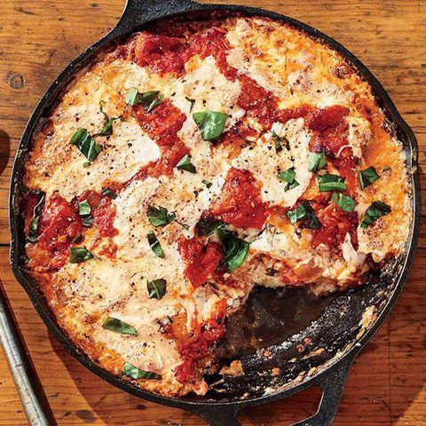 eggplant zucchini lasagna