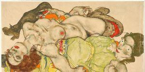 Egon Schiele, el artista más censurado