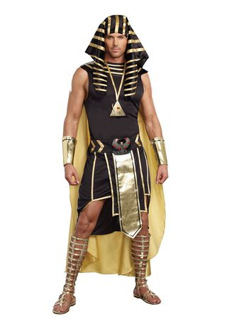 For the Egyptian history buff... image. Halloween Costumes
