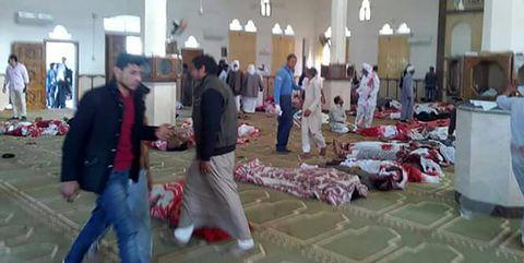 Sinai Egypt attack