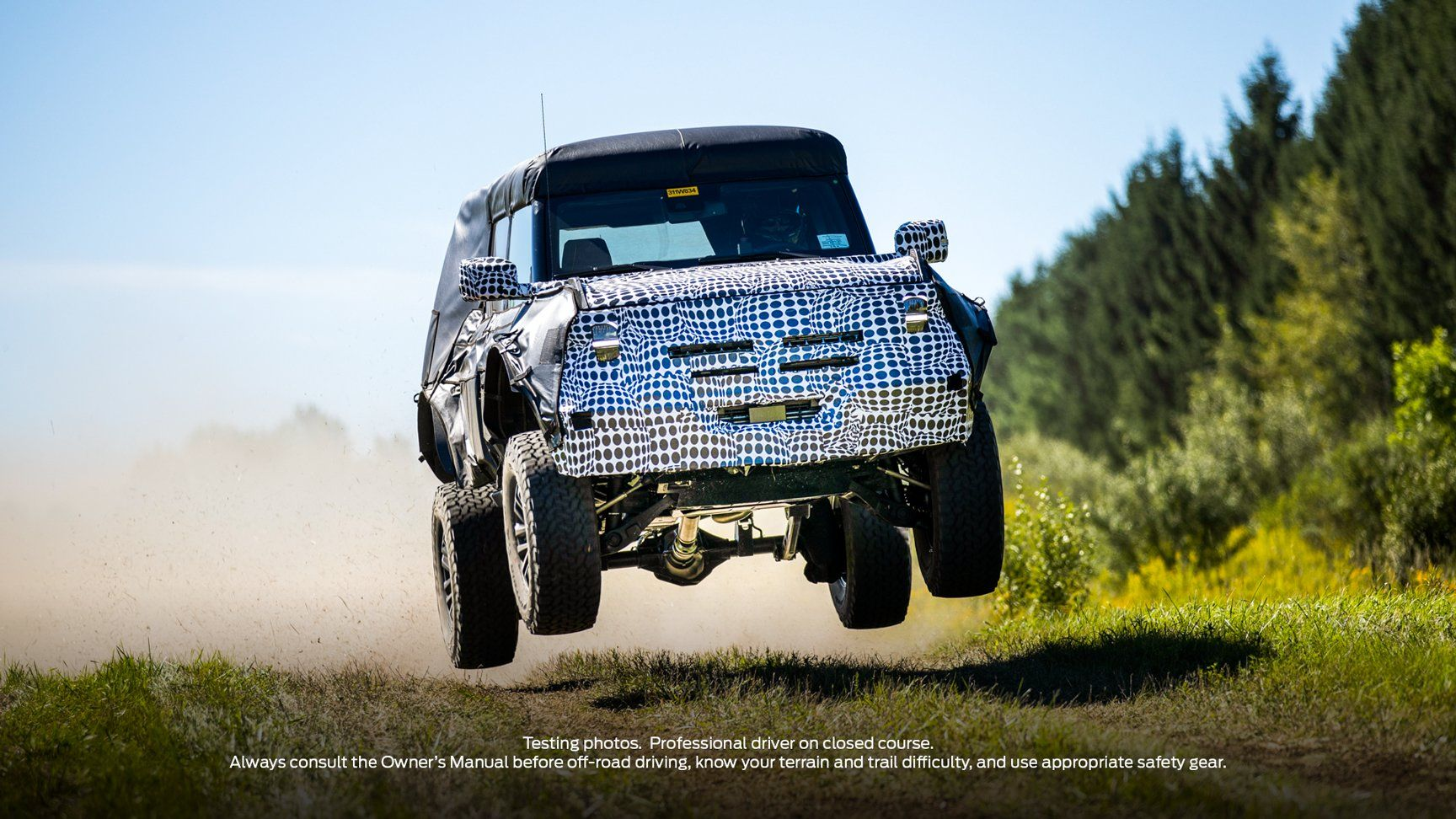 4 Ford Bronco Raptor: What We Know So Far