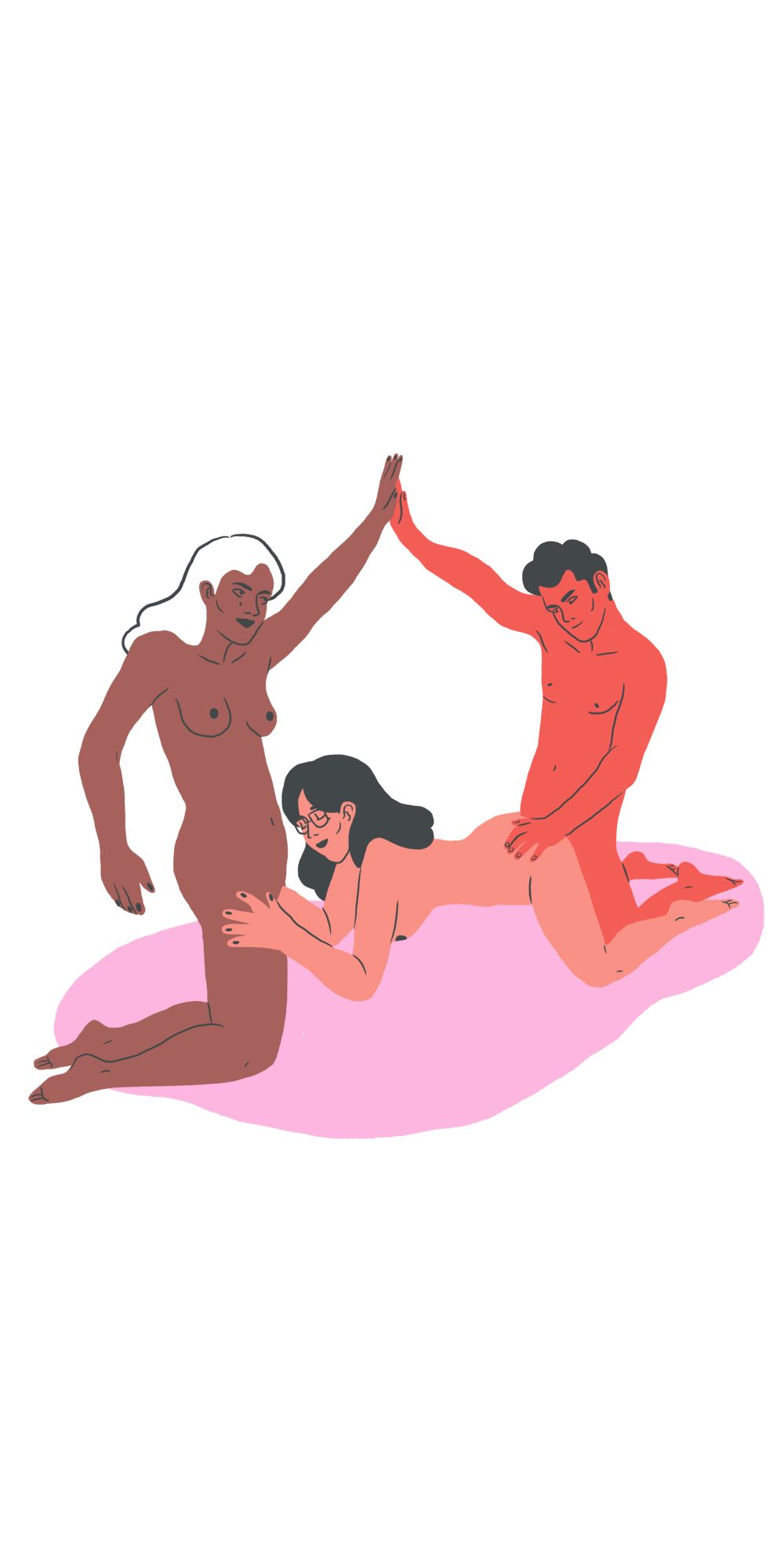 """How to Actually Do the """"Eiffel Tower"""" Sex Position"""