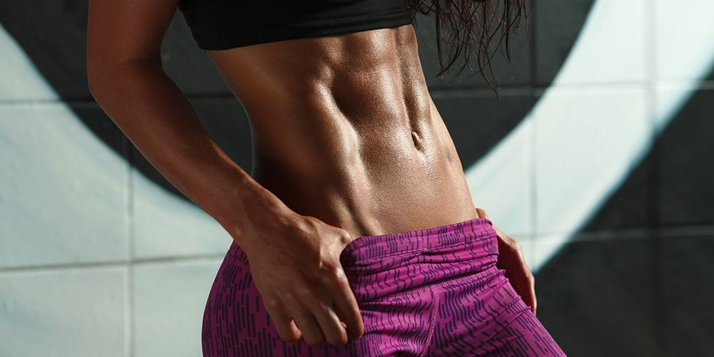 Eight Pack Abs