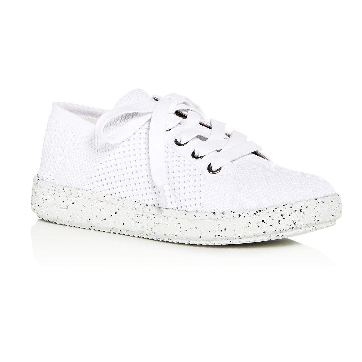 Eileen Fisher Clifton Knit Lace Up Sneaker