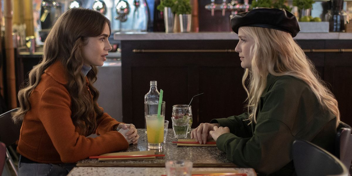 Lily Collins Teases More of That Love Triangle in 'Emily in Paris' Season 2