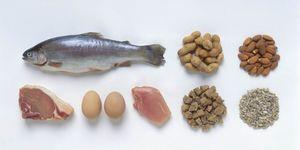 eiwitten