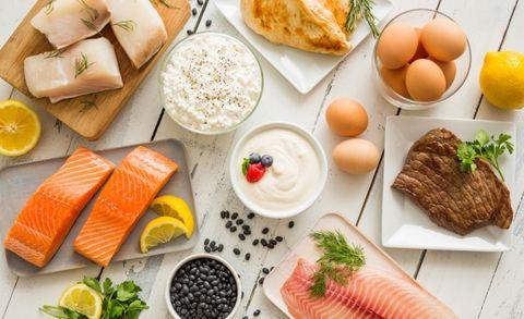 eiwitten, spieren, brandstof, soorten eiwitten