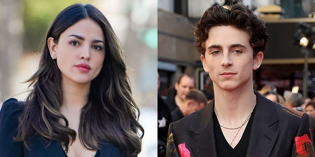 Timothée Chalamet And Eiza González's Passionate Summer Romance Didn't Make It To Fall
