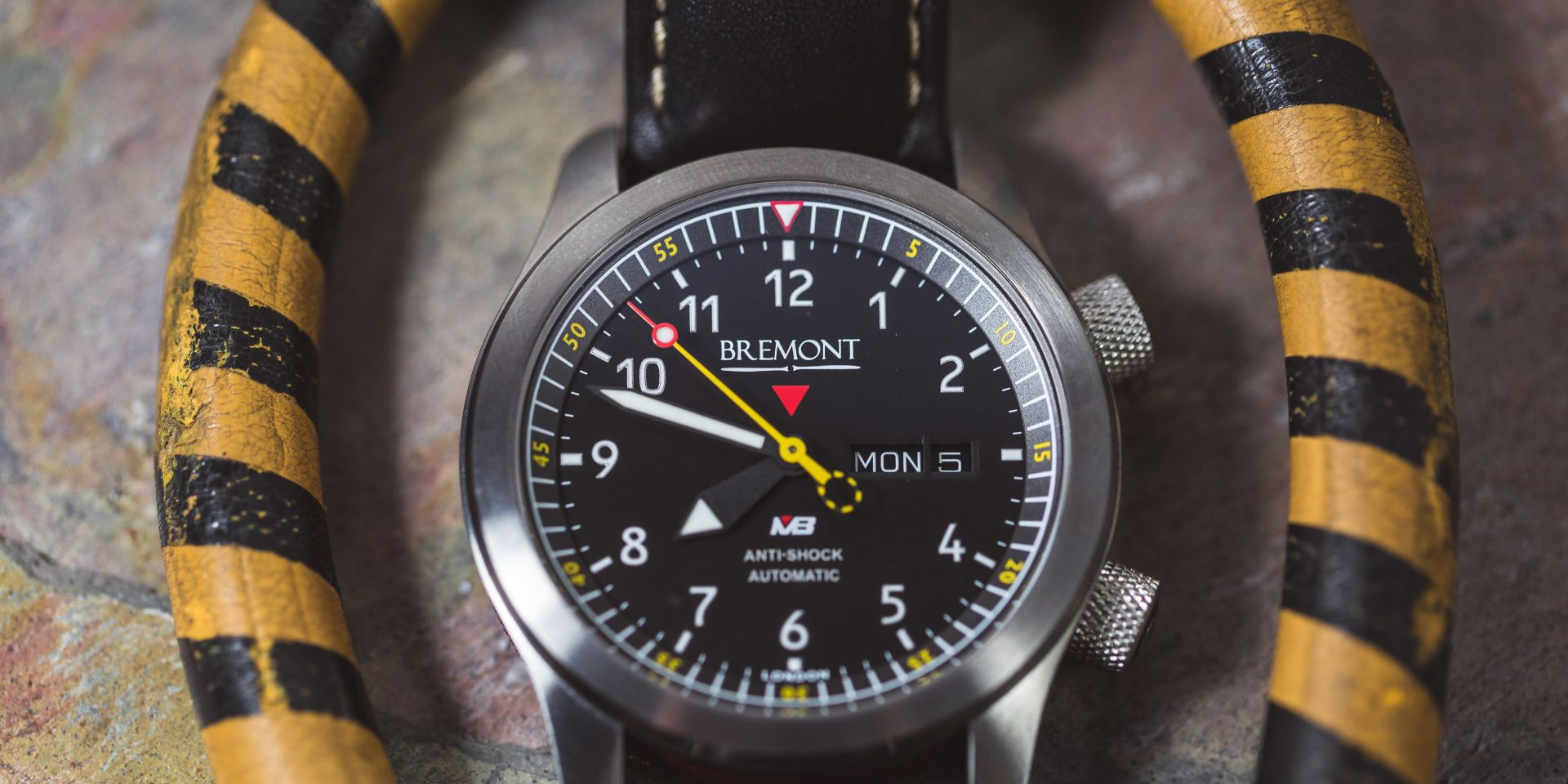 Bremont horloge
