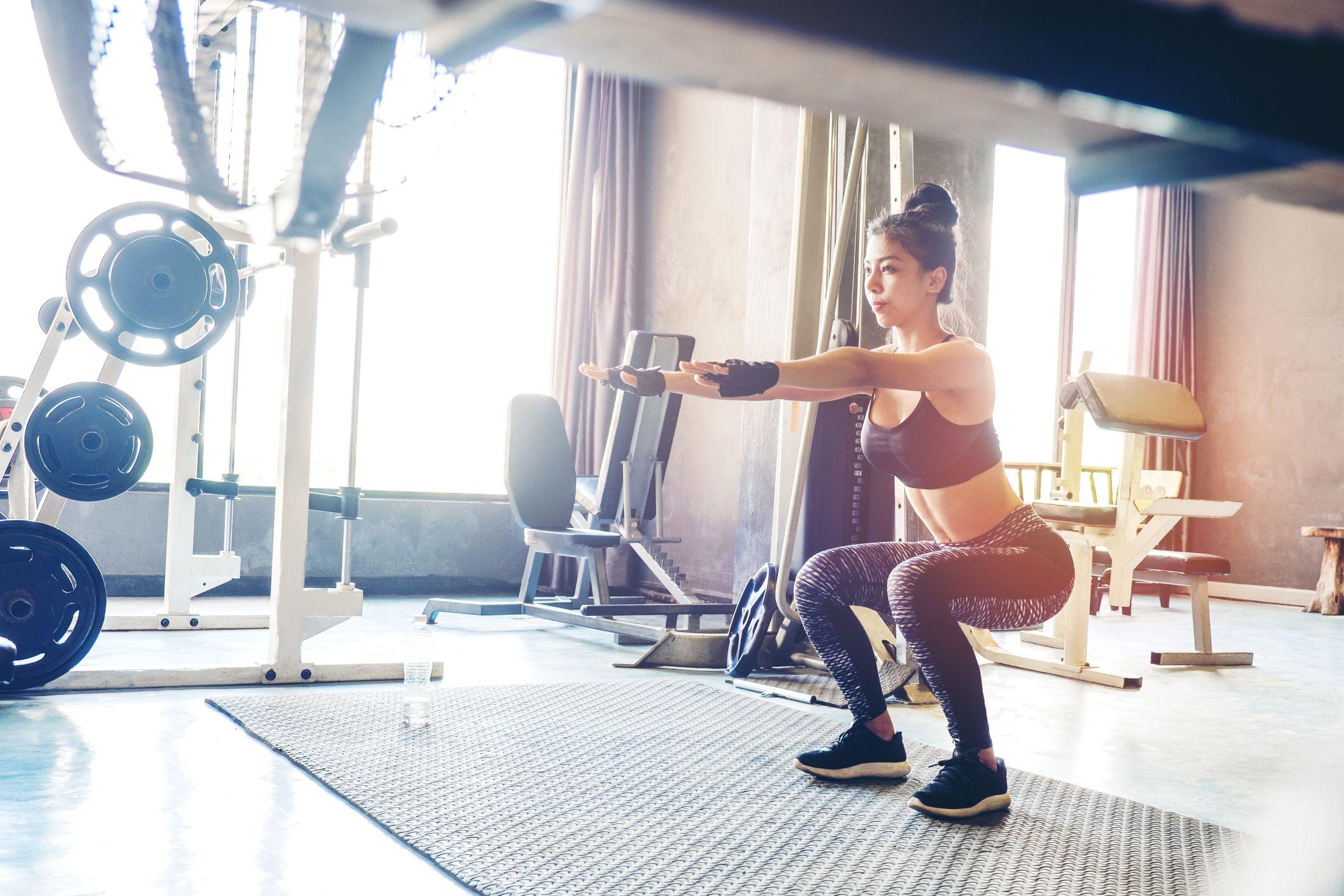 Rutina de ejercicios para bajar de peso en 30 dias para