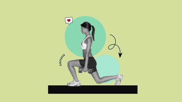 8 ejercicios para tonificar brazos y piernas a la vez