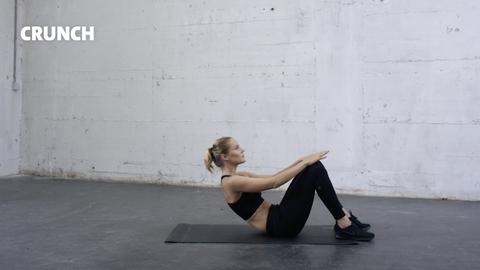 Physical fitness, Shoulder, Leg, Human leg, Arm, Sitting, Joint, Pilates, Strength training, Exercise,