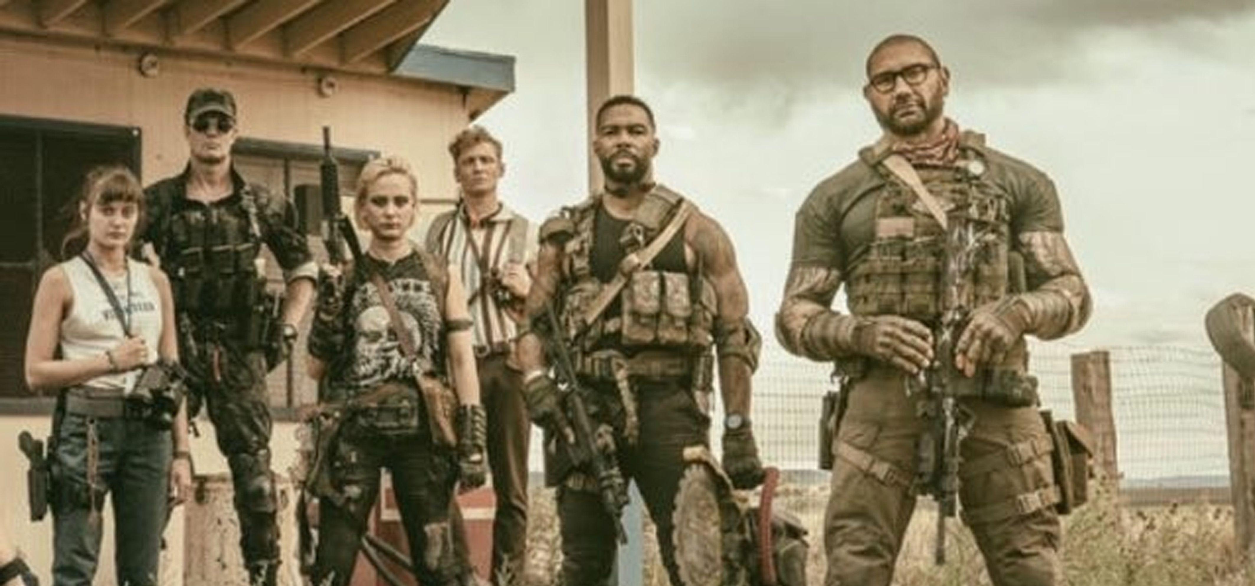 Ejército de los muertos 2021': crítica del estreno de Netflix