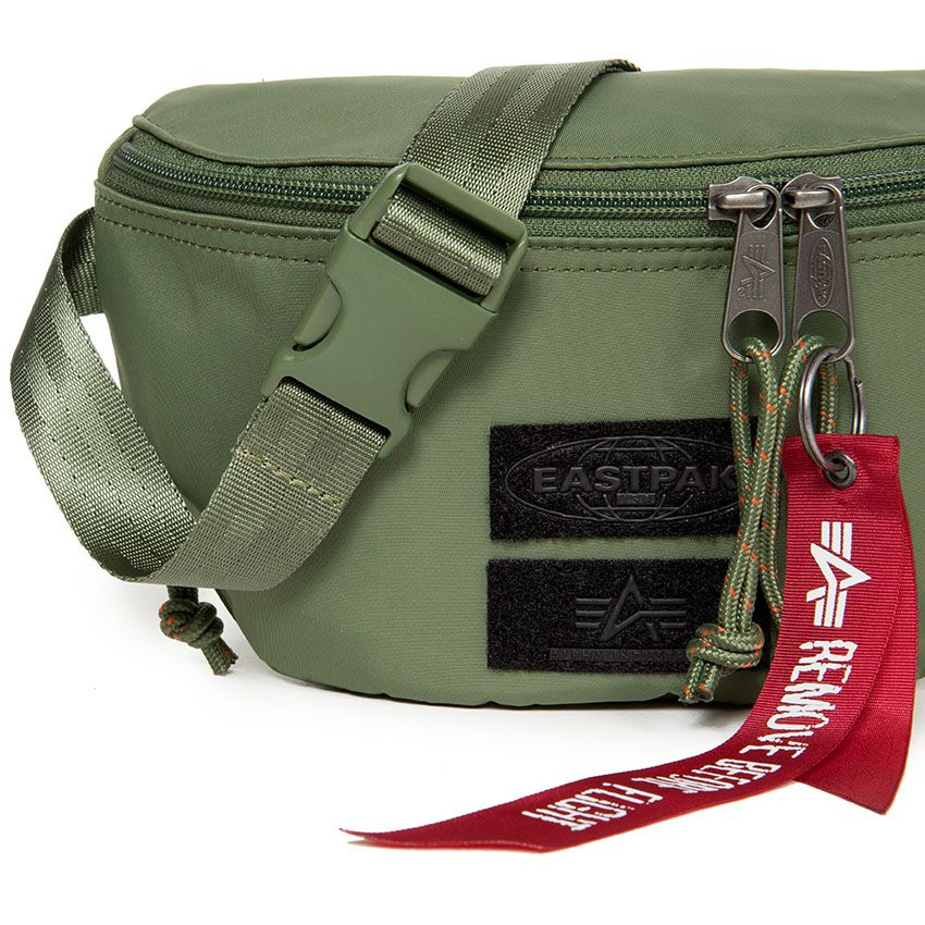 MH Obsession: Eastpak x Alpha Industries Bumbag