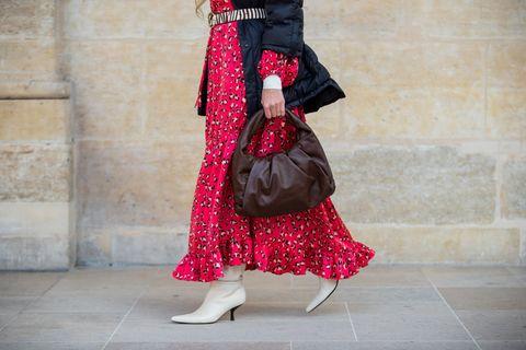 Street Style In Paris - November 2019