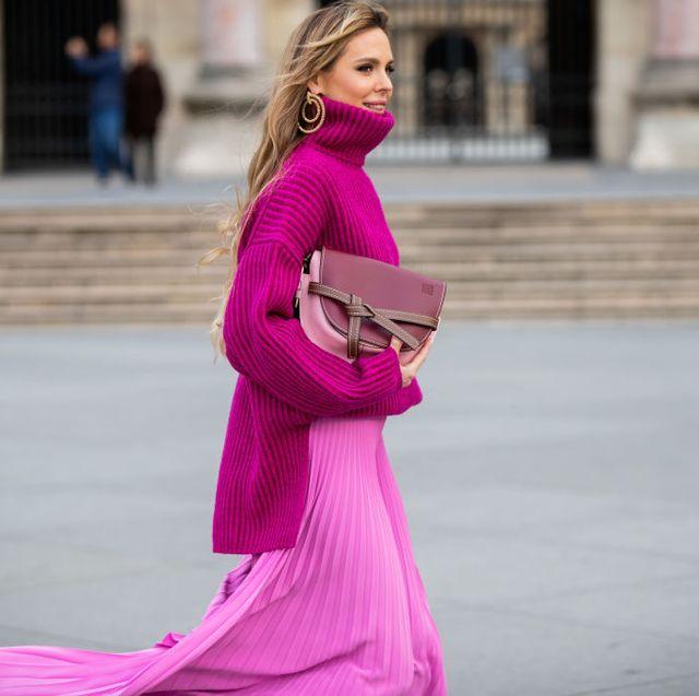 street style in paris   november 2019
