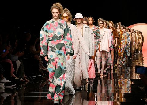 米蘭時裝周 FENDI 2020春夏大秀