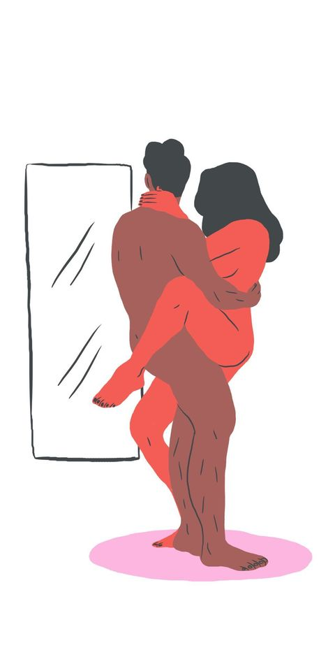 posturas sexuales más placenteras románticas