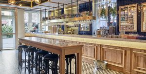 Bar El 5 de Tirso en Lavapiés, Madrid