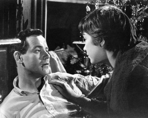 jack lemmon y shirley maclaine en el apartamento