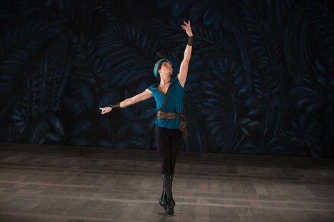 """""""El bailarín"""", de Ralph Fiennes"""
