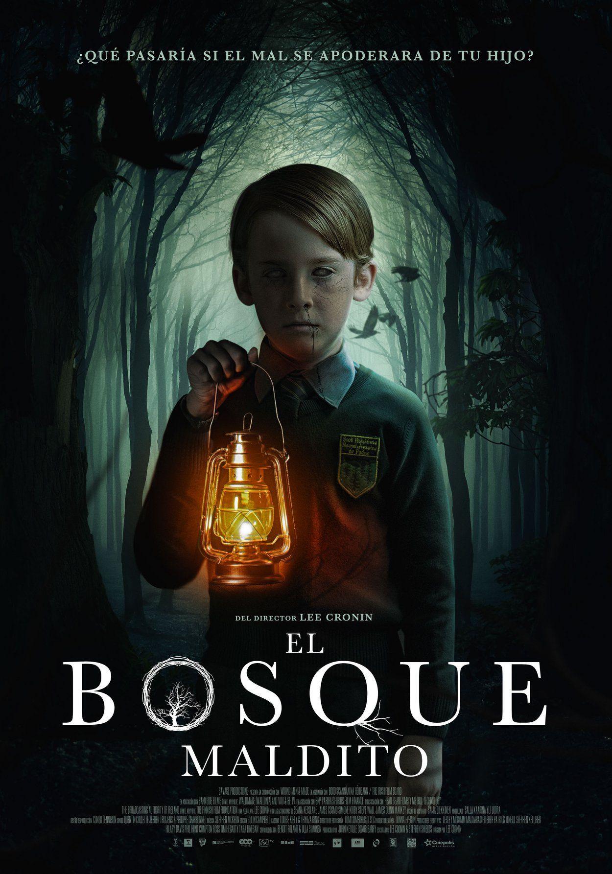 El Bosque Maldito Trailer Oficial