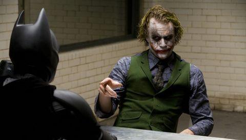 El Caballero Oscuro (2008) Heath Ledger