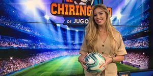Andrea Borreguero, nuevo fichaje de 'El Chiringuito de Jugones'