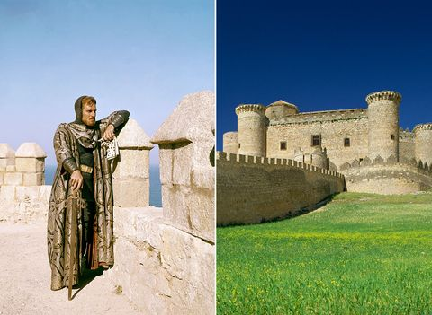 Landmark, Historic site, Ancient history, Castle, Fortification, Grass, History, Sky, Unesco world heritage site, Wonders of the world,