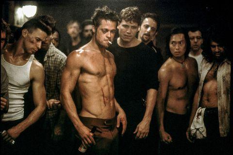 El personaje de Brad Pitt, Tyler Durden, resucita en la secuela de El club de la lucha. La historia continuó en formato cómic.