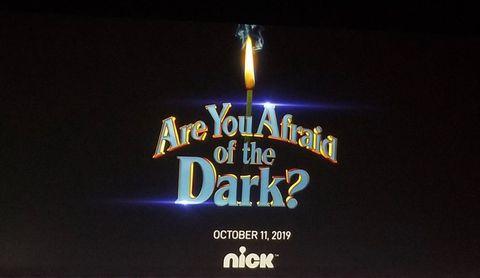 El club de medianoche / Are you afraid of the dark