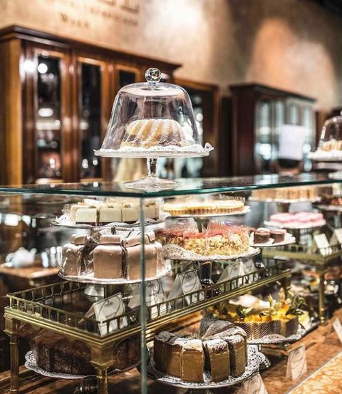 Las mejores pastelerías del mundo