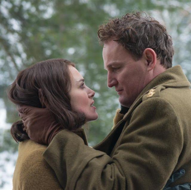 """Keira Knightley y Jason Clarke en """"El día que vendrá"""""""
