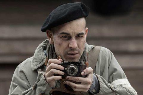 Mario Casas en 'El fotógrafo de Mauthausen'