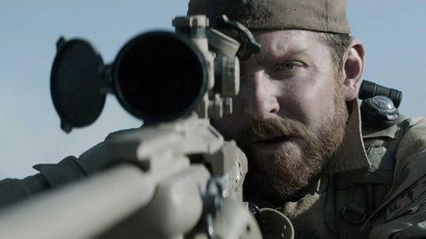 El francotirador (2014) Bradley Cooper