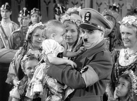 El gran dictador': La voz de Charles Chaplin contra el nazismo