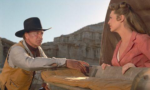 El hombre del oeste (1958) Gary Cooper y Julie London