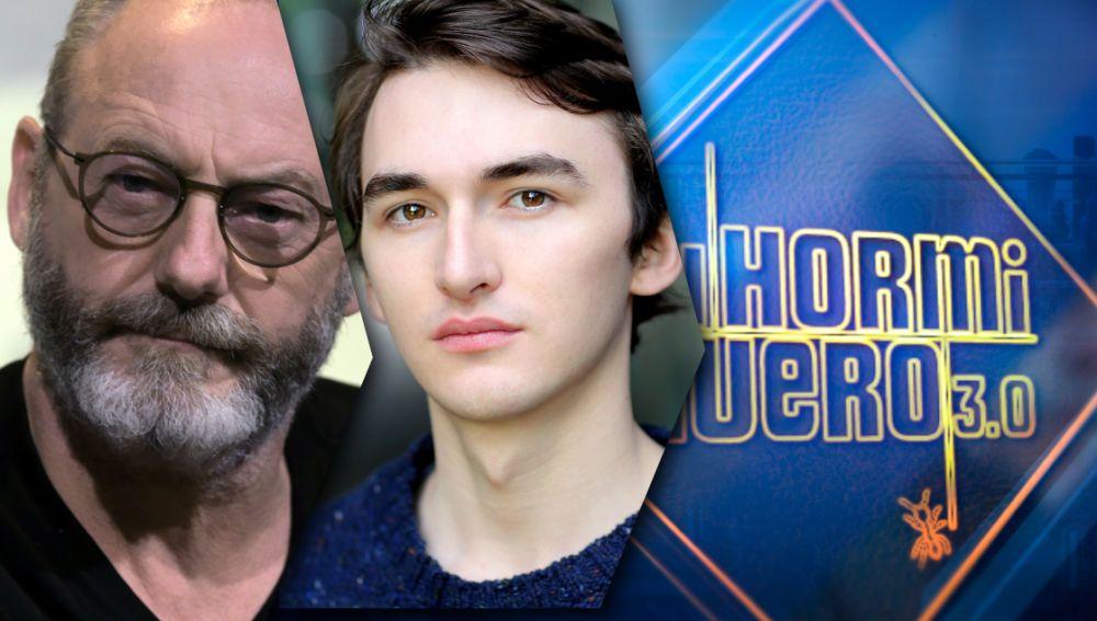 'El hormiguero': la noche de 'Juego de tronos' con Liam Cunningham e Isaac Hempstead Wright
