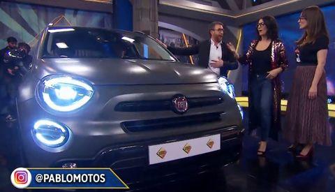 Pablo Motos sortea un coche en Instagram