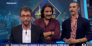 'El hormiguero' entrega un premio de 9000 euros