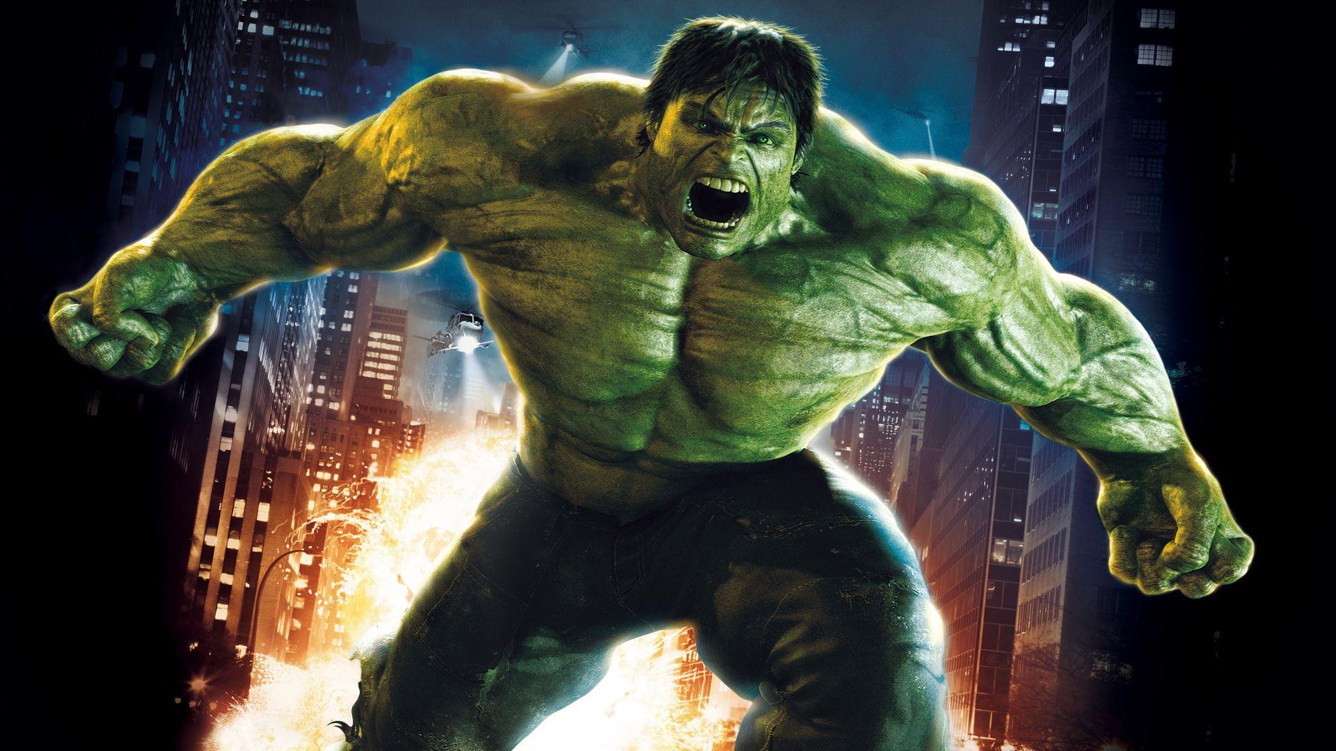 Orden peliculas Marvel - El increíble Hulk