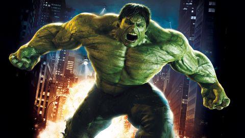 El increíble Hulk Marvel